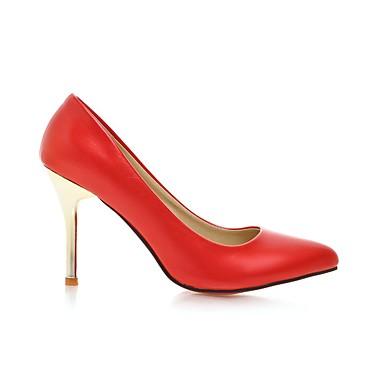 à Rouge Bleu Escarpin Talons Chaussures Soirée Aiguille Evénement amp; Rose Chaussures Femme Similicuir Printemps Talon Eté 05136589 Basique CIq10cPUxw