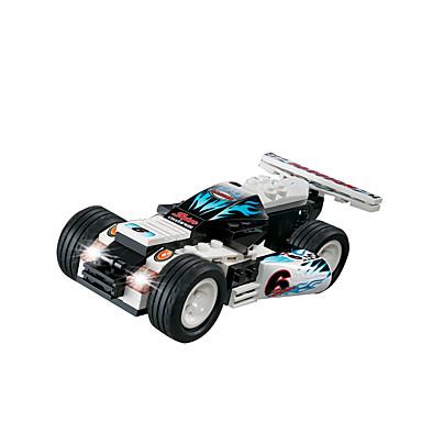 Byggeklodser Legetøj Bil Racerbil Originale Kreativ GDS Plast Drenge 71 Stk.