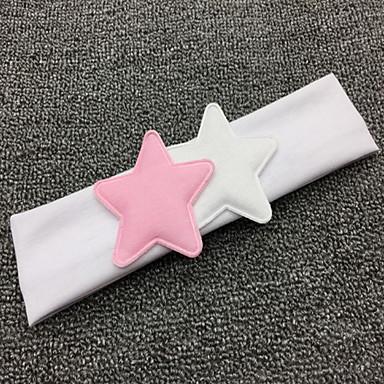 Korean kukka tyttö kangas viisisakarainen tähti hikinauhat