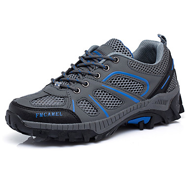 Mujer-Plataforma-Confort-Zapatillas de deporte-Deporte-Tul-Azul Negro Rosa Gris