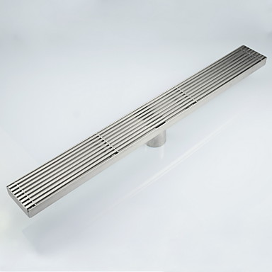 Drain Contemporary Stainless Steel 1 pc - Hotel bath