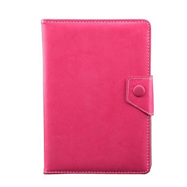 PU-Leder Volltonfarbe Tablet-Hüllen Samsung 8