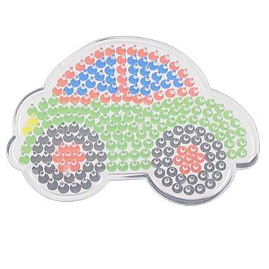 Jucării pentru mașini Margele de siguranțe Jucarii 5mm șablon Distracție Plastic Clasic Bucăți Pentru copii Cadou