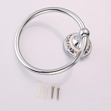 Handtuchring / Silber / Wandmontage /14*10*8cm /Zinklegierung /Modern /14cm 10cm 0.24