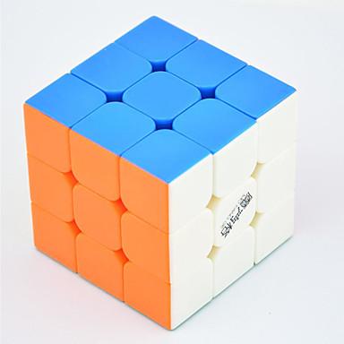 Accurato Cubo Magico Cube Intuitivo Qi Yi Leisheng 120 3*3*3 Cubo Cubi Cubo A Puzzle Livello Professionale Velocità Concorrenza Classico Per Bambini Per Adulto Giocattoli Da Ragazzo Da Ragazza Regalo #02444184 Lasciamo Che Le Nostre Merci Vadano Al Mondo