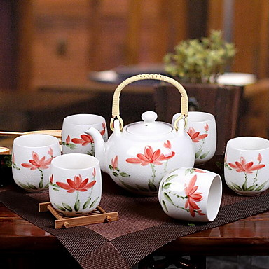 heiße Art von Jingdezhen Keramik Tee-Set