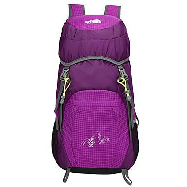 36-55 L mochila Compressão Pacote Pacotes de Mochilas Acampar e Caminhar Alpinismo Esportes Relaxantes Ciclismo / Moto Viajar