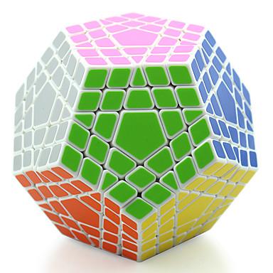 Rubiks terning Shengshou MegaMinx 5*5*5 Let Glidende Speedcube Magiske terninger Puslespil Terning Professionelt niveau Hastighed