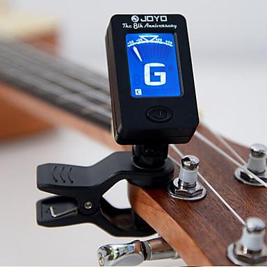 Professionel Elektroniske tunere Høj klasse Guitar nyt instrument Plastik Musikinstrument Tilbehør
