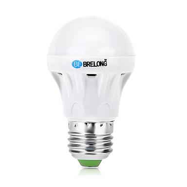3W 3000-3500/6000-6500lm E26 / E27 LED-globepærer T 6 LED perler SMD 2835 Dekorativ Varm hvit Kjølig hvit 220-240V