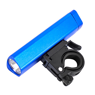 LED Taschenlampen / Fahrradlicht LED Radlichter LED Radsport Wasserfest, LED-Lampe, Kompakte Größe AAA 300~380 lm Batterie Weiß Für den täglichen Einsatz / Radsport / Reisen - Uniquefire