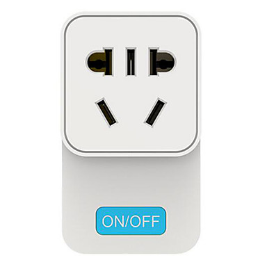 Smart Plug Smart-Home-System Z-Wave-Smart-Metering-Buchse Steckdose