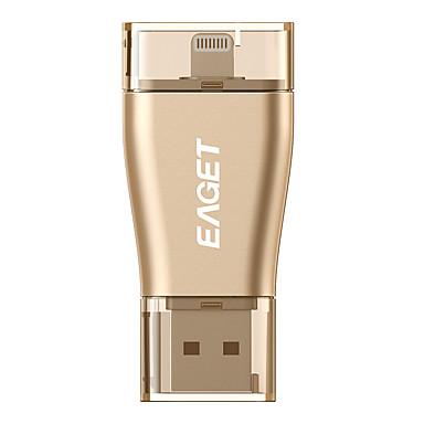 EAGET I50-128G 128GB USB 3.0 Vannresistent / Støtsikker / Kompaktstørrelse