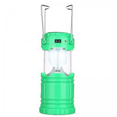 1 stk ledet Solart utendørs leiren ut håndlampe natt-lys