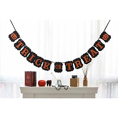 Weihnachten / Halloween / Geburtstag Hartkartonpapier Hochzeits-Dekorationen Blumen / Weinlese-Thema / rustikales Theme Frühling / Sommer / Herbst