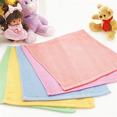 Vaskehåndklæ,Solid Høy kvalitet 100% Bambus Fiber Håndkle