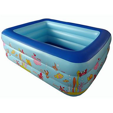 Vand/sand oppusteligt Udendørs Legetøj / PVC / Plastik Brun Til børn Alle