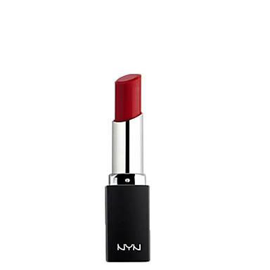 Læbestifter Våd Khaki Farvet glans Længerevarende Sølv
