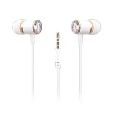 CSONG Q99 I øret Ledning Hovedtelefoner Dynamisk Plast Mobiltelefon øretelefon Med Mikrofon Headset