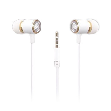 CSONG Q99 In het oor Bekabeld Hoofdtelefoons Dynamisch Muovi Mobiele telefoon koptelefoon met microfoon koptelefoon