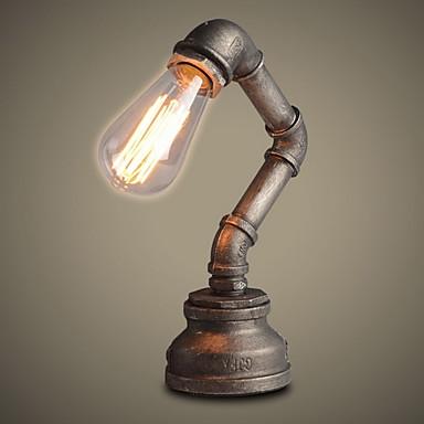 ecolight® asztali lámpák ipari loft retro újdonság asztali lámpa / tanulmányi / nightbar / fém festés
