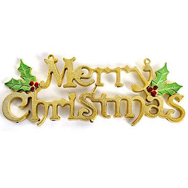 Kerstdecoratie geschenken rol ofing kerstboom ornamenten kerst cadeau