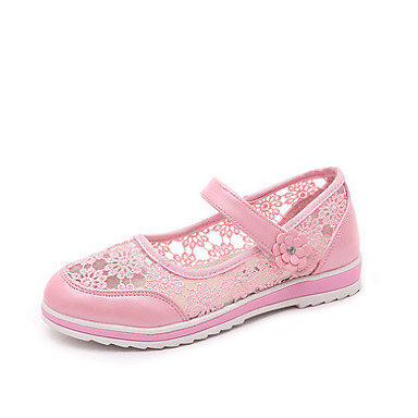 Meisjes Schoenen Kunstleer Zomer Sandalen voor Blauw / Roze