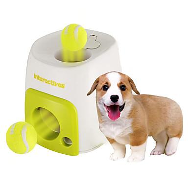 Bola / Interactivo Dispensador de Comida / Pelota de tenis El plastico Para Juguete para Perro