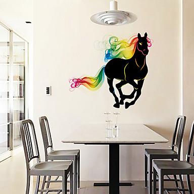 Dieren Muurstickers Vliegtuig Muurstickers Decoratieve Muurstickers Huisdecoratie Muursticker Wand