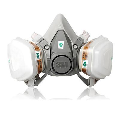 6200 spuitbus verf bescherming gasmaskers zeven delig pak