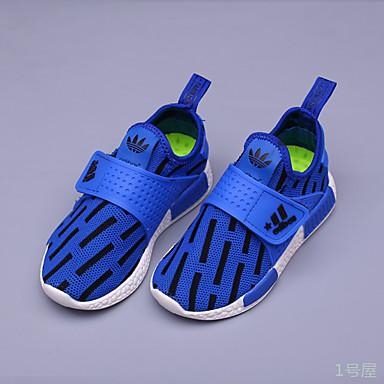 Uniseks Sneakers Herfst Canvas Casual Platte hak Zwart Paars Blauw Roze
