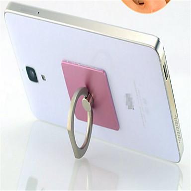 de auto mobiele telefoon kader ring gesp multi-functie telefoon ondersteuning universele mobiele telefoon metalen gesp