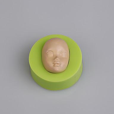 Backwerkzeuge Silikon Umweltfreundlich / nicht-haftend / Neuankömmling Kuchen / Plätzchen / Cupcake Kuchenformen
