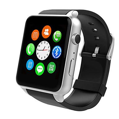 Smart horloge iOS / Android Aanraakscherm / Verbrande calorieën / Stappentellers Activiteitentracker / Slaaptracker / Stopwatch / Wekker