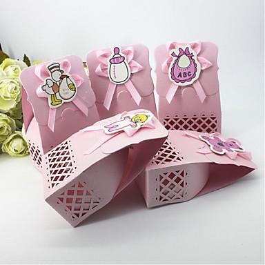 Fødselsdag Part favoriserer og gaver-Yndlingsæsker Mærkat Kort Papir Have Tema