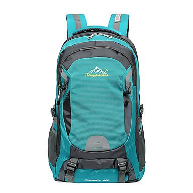 25 L Mochilas - Impermeable, Listo para vestir Al aire libre Camping y senderismo Nailon Azul Piscina