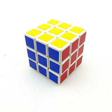 Cubo de rubik 3*3*3 Cubo velocidad suave Cubos mágicos rompecabezas del cubo Nivel profesional Velocidad Regalo Clásico Chica