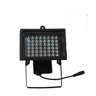 overvågning lys hvid førte sikkerhed overvågning kamera lys udendørs belysning lampe vandtæt teknik