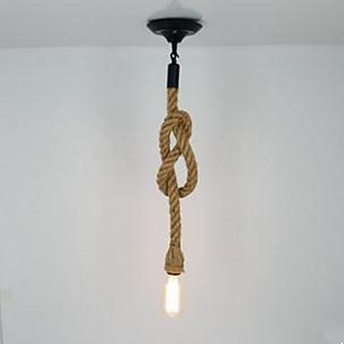 Mini Lámparas Colgantes Luz Ambiente - LED, 110-120V / 220-240V, Amarillo, Bombilla no incluida / 5-10㎡ / E26 / E27