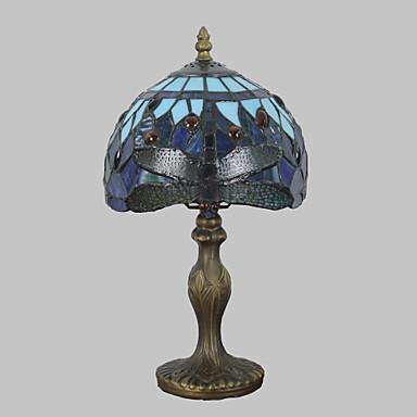 Mehrere Lampenschirme Tiffany / Rustikal / Ländlich / Modern / Zeitgenössisch Schreibtischlampe Harz Wandleuchte 110-120V / 220-240V 25W