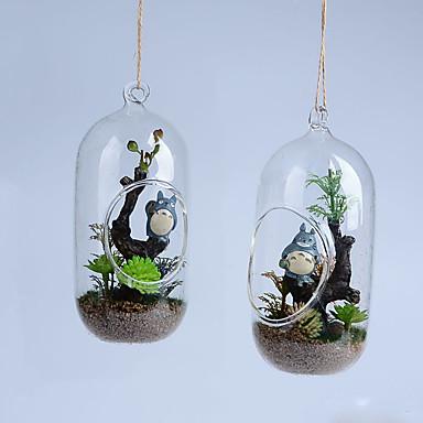 Dyr Glas Polyresin Moderne / Nutidig Afslappet Kontor/Forretning,Hjemmegadgets Indendørs Dekorativt tilbehør