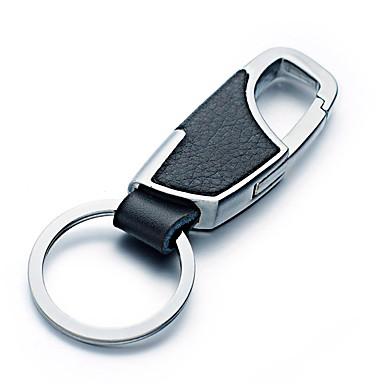 voordelige Auto-interieur accessoires-ziqiao metalen auto standaard sleutelhanger sleutelhanger cadeau nobel voor auto-styling
