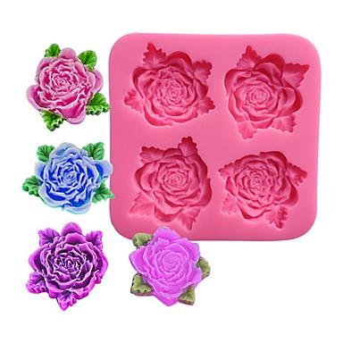 Moldes de bolos Bolo Plástico Amiga-do-Ambiente Faça Você Mesmo Alta qualidade 3D Nova chegada Cabos