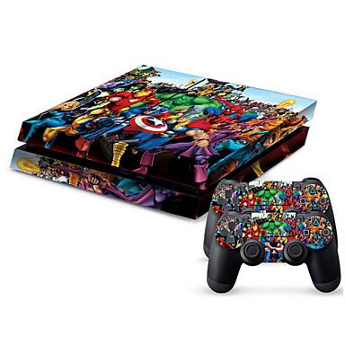 B-SKIN PS4 Adesivo Para PS4 ,  Novidades Adesivo PVC 1 pcs unidade