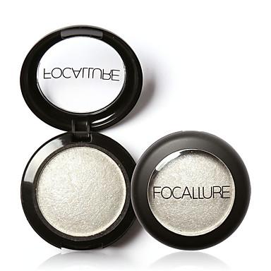 1 Oogschaduwpalet Droog / Mat / Glinstering / Mineraal Oogschaduw palet Poeder NormaalKattenoog make-up / Smokey make-up / Dagelijkse