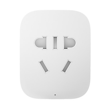 original xiaomi mi hjem smart wifi socket app fjernkontroll timer plug for tv lampe / elektriske apparater