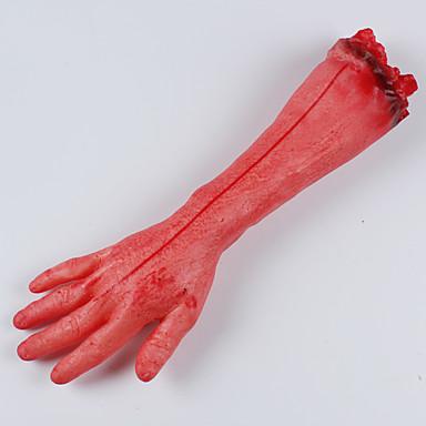 1pc mão quebrada pé quebrado para o partido traje de Halloween