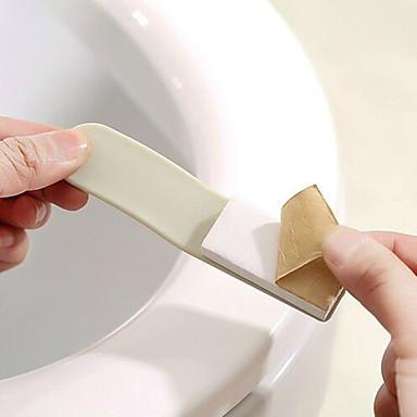 Bathroom Gadget Foldable Mini PVC 1 pc - Bathroom Toilet Accessories