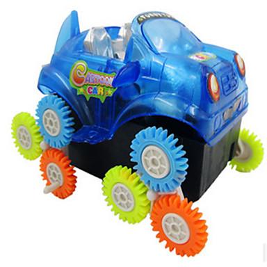Lekebiler / LED-belysning Bil Elektrisk Klassisk Gutt