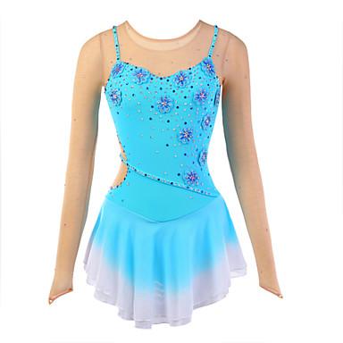 Robe de patinage artistique femme fille robe de patinage for Patinage exterieur
